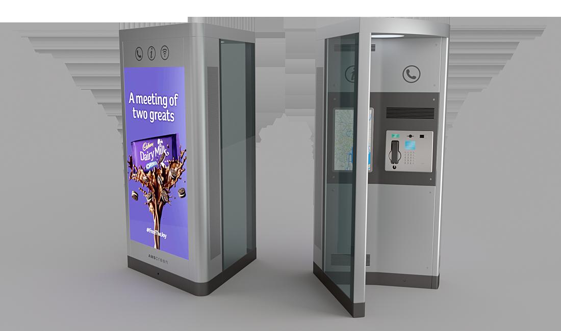 Form Foundry - Amscreen Smart City