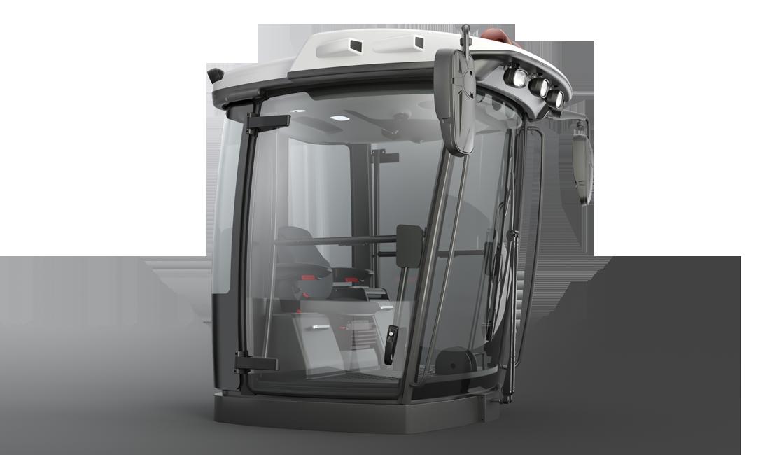 Operator Cab Design - CAD Visual