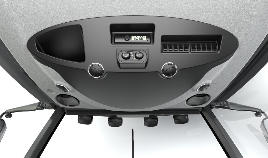 ABT Househam Cab Interior CAD Visual