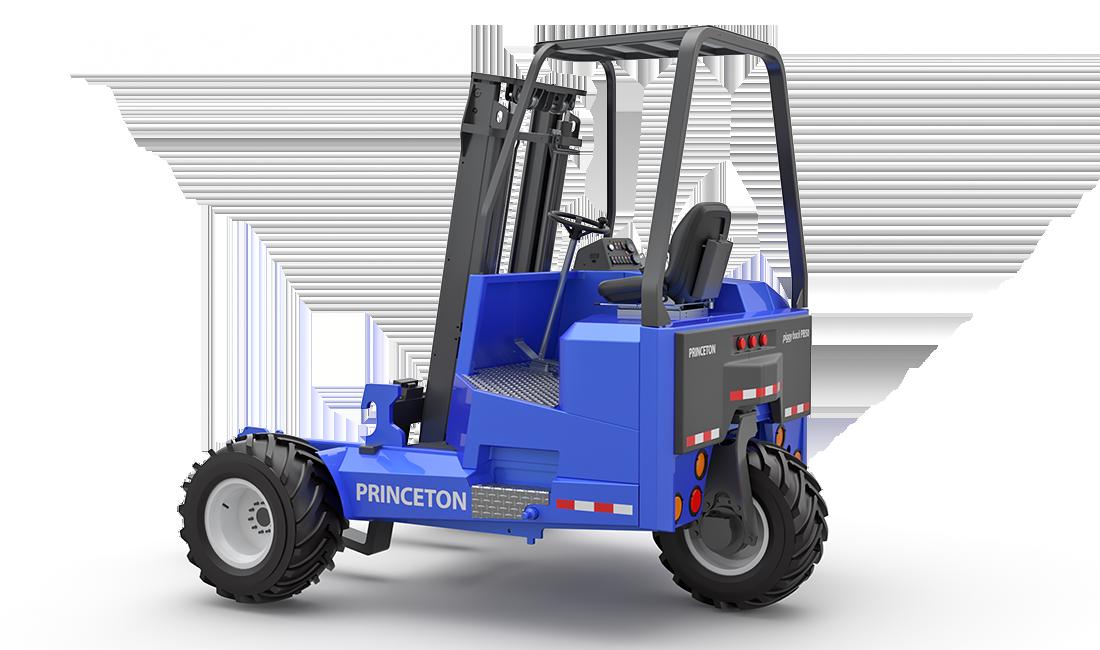 Forklift Truck Design - Form Foundry - Princeton PB55